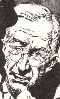 Harold W. Smith (Earth-616)