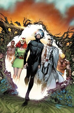 House of X Vol 1 1 Textless.jpg