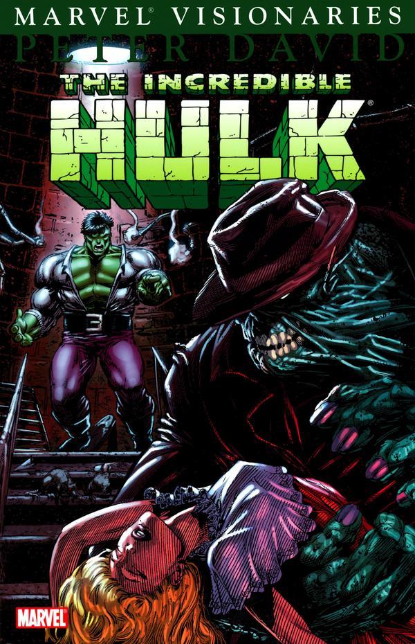 Hulk Visionaries: Peter David Vol 1 7