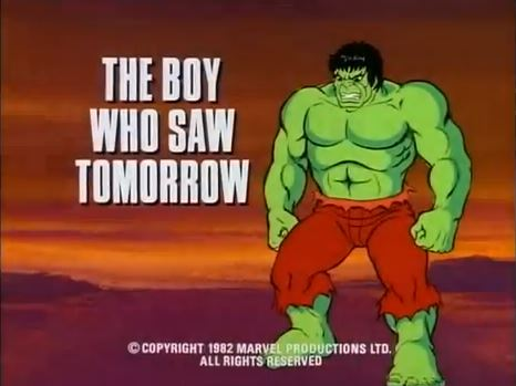 Incredible Hulk (1982 animated series) Season 1 12