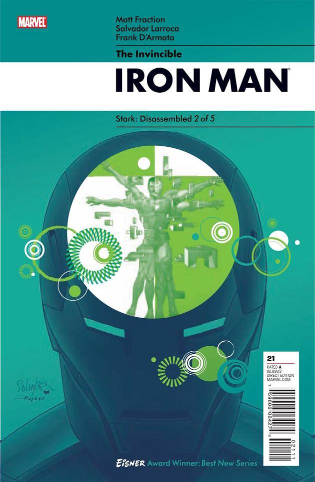 Invincible Iron Man Vol 2 21