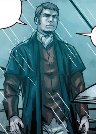 John Skinner (Earth-616)