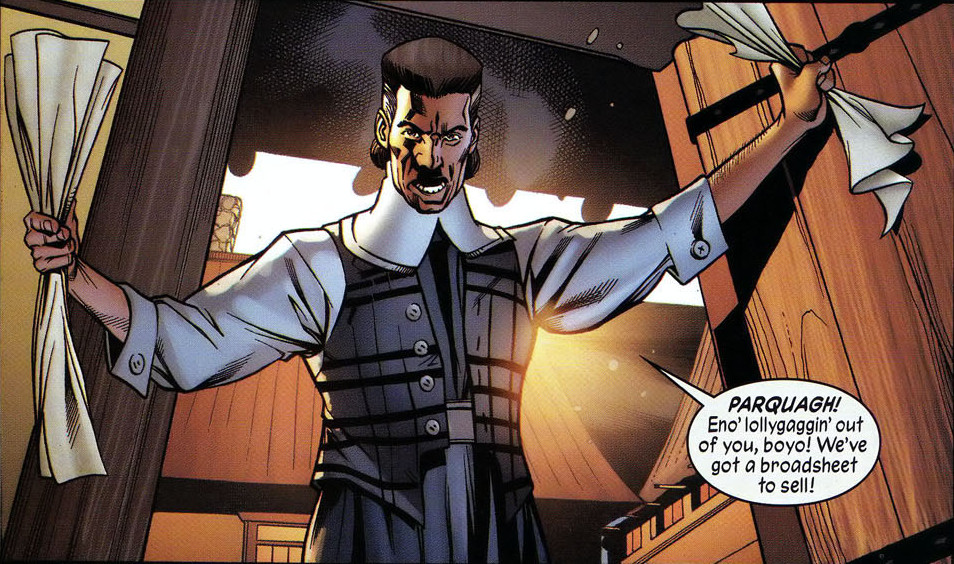 Jonah Jameson (Earth-311)