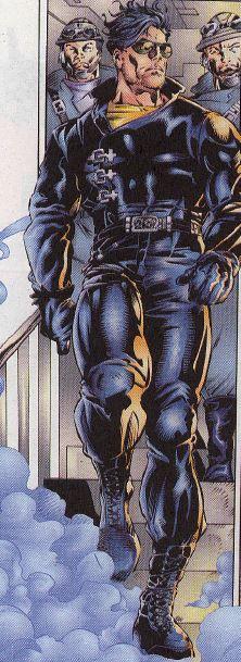 Agent Lancelot (Earth-616)