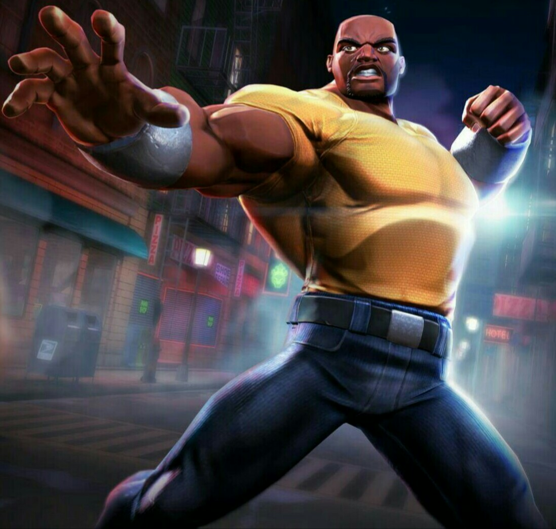 Luke Cage (Earth-TRN517)