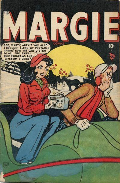 Margie Comics Vol 1 40