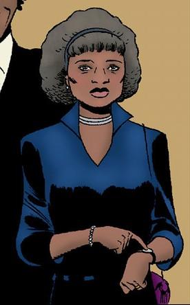 Martha Robertson (Earth-616)