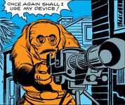 Martian Who Stole a City (Earth-616)