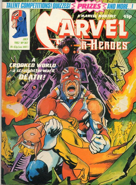 Marvel Super-Heroes (UK) Vol 1 387