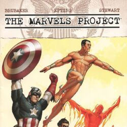 Marvels Project Vol 1 8