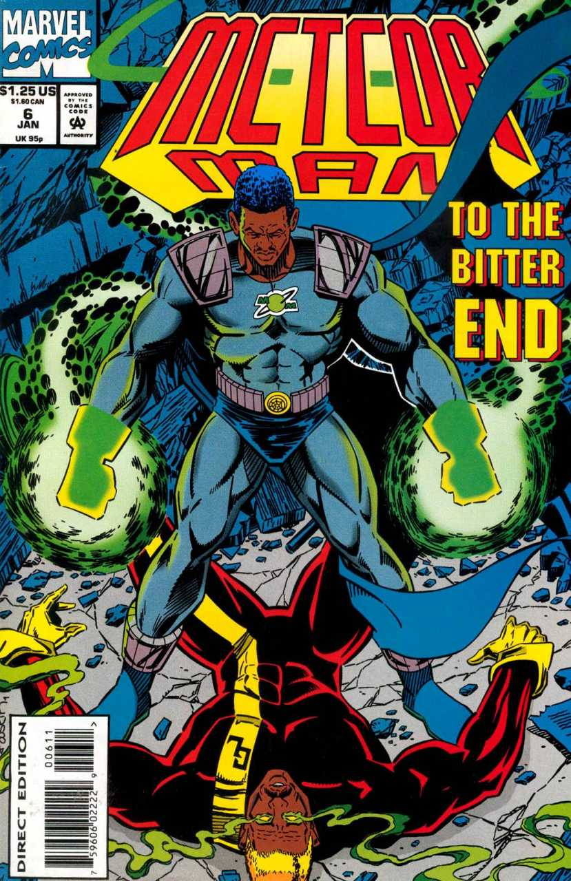 Meteor Man Vol 1 6