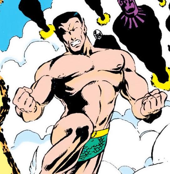 Namor McKenzie (Earth-691)