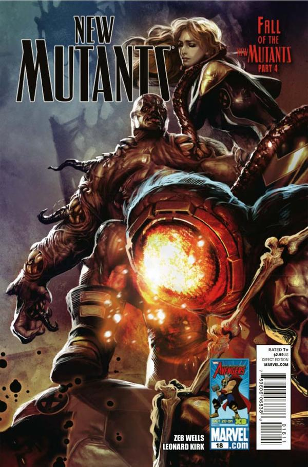 New Mutants Vol 3 18