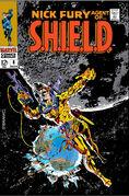 Nick Fury, Agent of SHIELD Vol 1 6