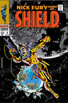 Nick Fury, Agent of SHIELD Vol 1 6.jpg