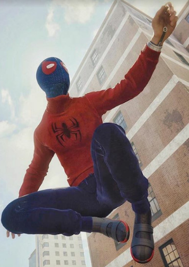 Peter Parker (Earth-1048) from Marvel's Spider-Man (video game) 007.jpg