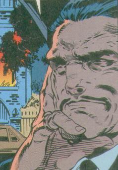 Ronald Parvenue (Earth-616)