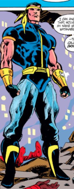 Sean Watanabe (Earth-616)