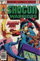 Shogun Warriors Vol 1 19