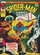 Spider-Man Comics Weekly Vol 1 122