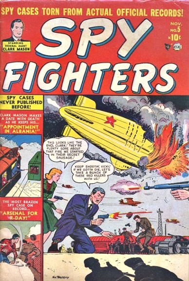 Spy Fighters Vol 1 5