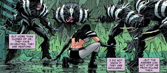 Symbiote Warriors (Earth-616)