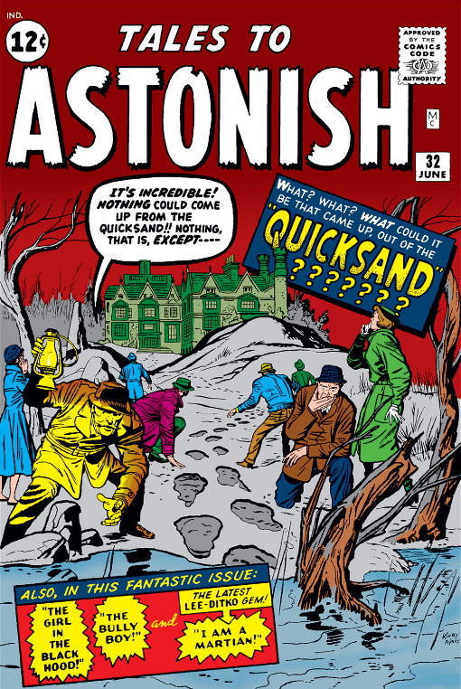 Tales to Astonish Vol 1 32
