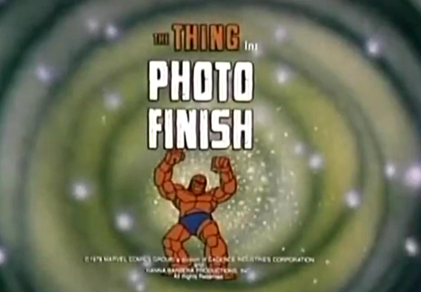 The Thing (animated series) Season 1 23