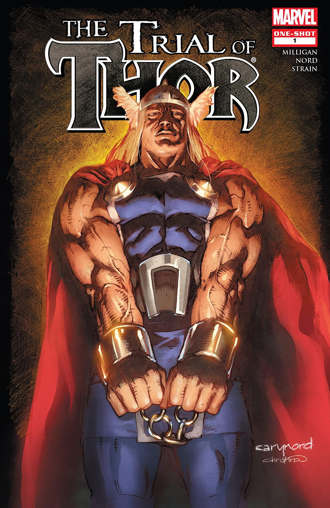 Thor: Trial of Thor Vol 1 1