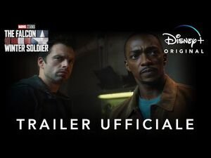 Trailer Ufficiale - Marvel Studios' The Falcon and the Winter Soldier - Disney+