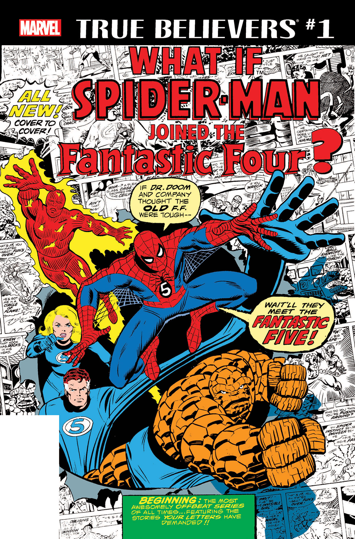 True Believers: Fantastic Four - What If? Vol 1