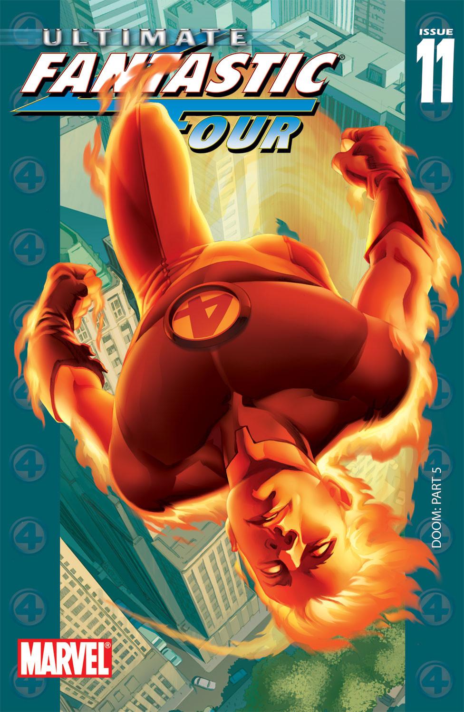 Ultimate Fantastic Four Vol 1 11