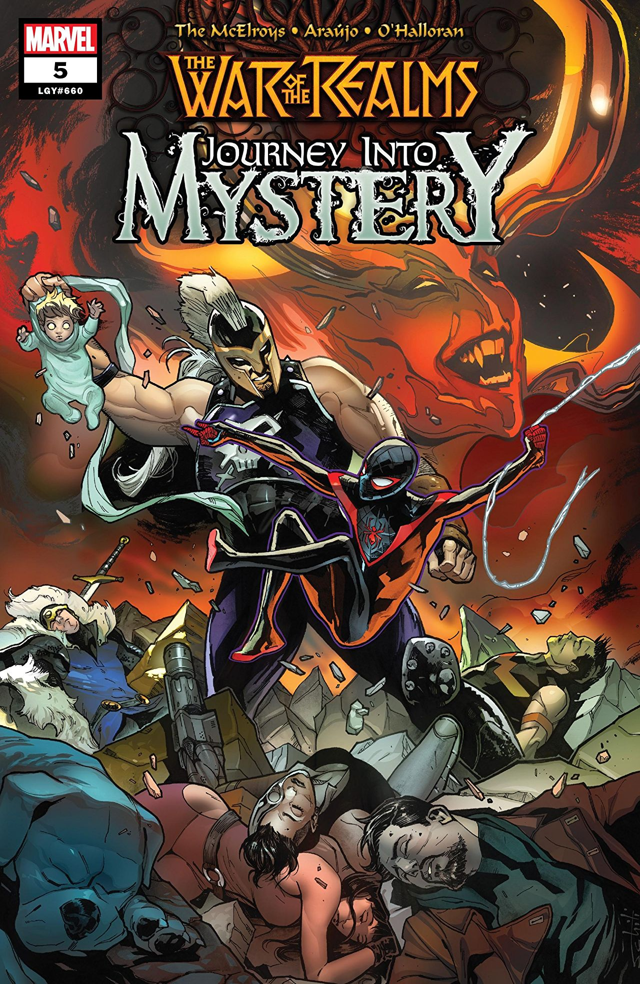 War of the Realms: Journey into Mystery Vol 1 5