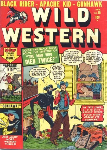Wild Western Vol 1 15