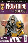 Wolverine and Deadpool Vol 1 161