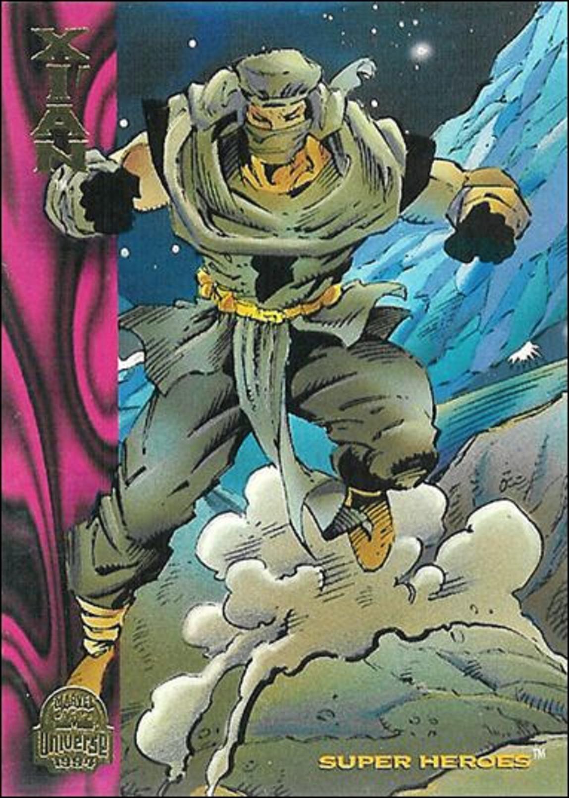 Xi'an Chi Xan (Earth-928)