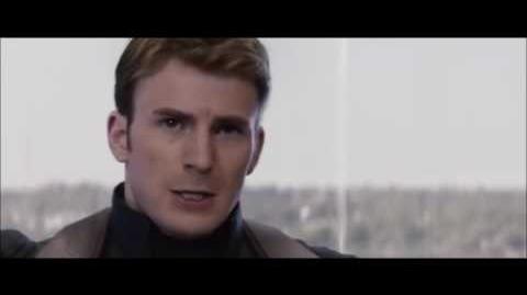 Captain America vs Hulk Fan made TV Spot