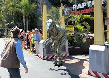 The 'raptor is getting frisky....jpg