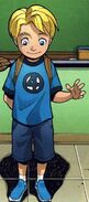 Franklin Richards (Earth-5631) Fantastic Four and Power Pack Vol 1 1