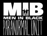 MIB Paranormal Unit
