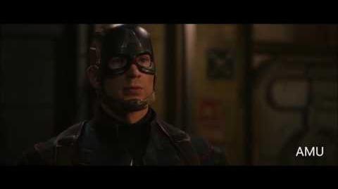 Captain America vs Batman Dawn of War Teaser Trailer