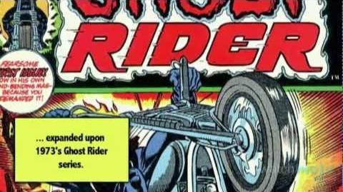 Superhero Origins Ghost Rider