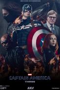 Capitan America 3 Oficial Poster