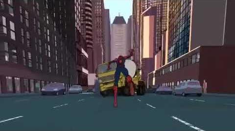 Spider-Man- Wall-crawler