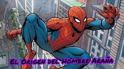 Spider-Man- El Origen