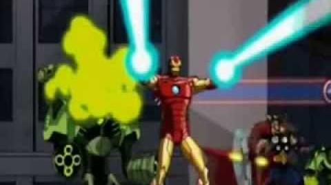 Los Vengadores Trailer Latino los heroes mas poderosos del universo