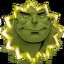 Suerte de Hulk ... ¿Porqué? ¡Por que sí!