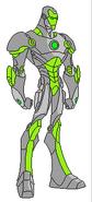 Gamma Armor