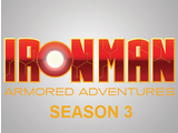 Iron Man:Aventuras de Hierro Temp.3