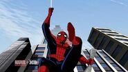 Spiderman en mi serie